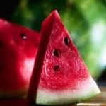 Watermelon Ice Dessert