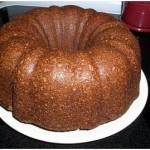 Grandma's Pumpkin Bundt Cake