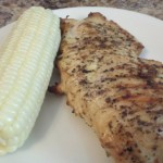 Italian Spice Rub Grilled Chicken