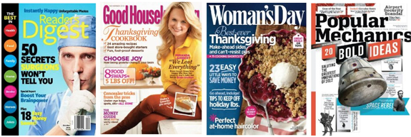 Amazon $5 Magazine Sale