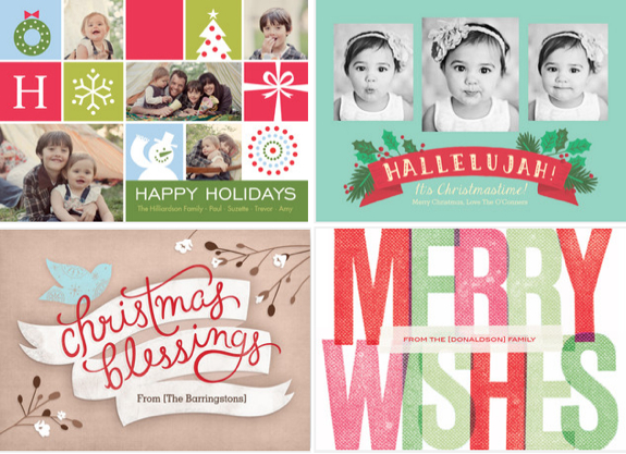 Cardstore 49¢ Christmas Card Sale