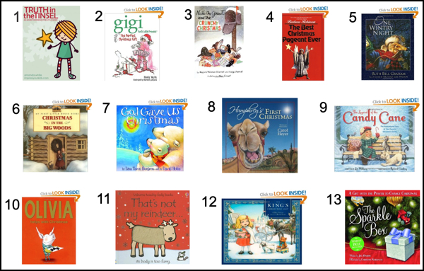 christmas books for kids - Best Christmas Books