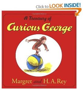 Curious George Treasury