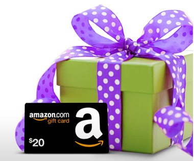 Get a $20 Amazon Gift Card