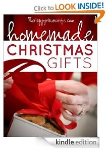 Homemade Christmas Gifts Free Ebook