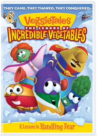 League of Incredible Vegetables DVD