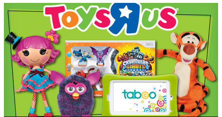 Toys 'R Us Groupon Deal