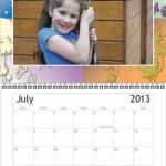Free 2013 Calendar