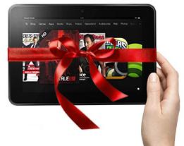 Kindle Fire HD - Save $50