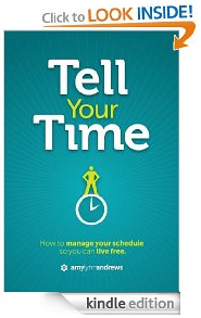 Tell Your Time Free Kindle Book
