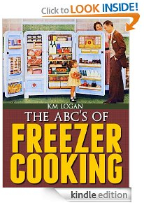 The ABCs of Freezer Cooking Free Kindle Book