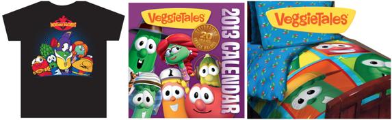 Veggie Tales Sale - Free Shipping No Minimum
