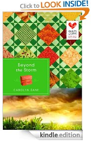 Beyond the Storm Quilts of Love Free Kindle Book