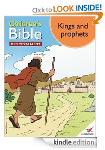 Children's Bible Comic Book Free Kindle Book