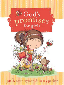 God's Promises for Girls Book Giveaway