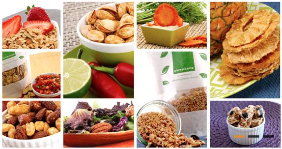 NatureBox Healthy Snacks Delivered