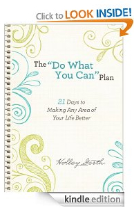 The Do What You Can Plan Free Kindle Book