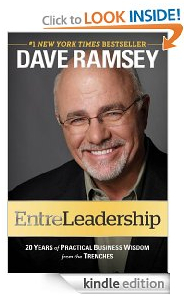 EntreLeadership Kindle Book