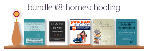 Homeschool Ebook Bundle