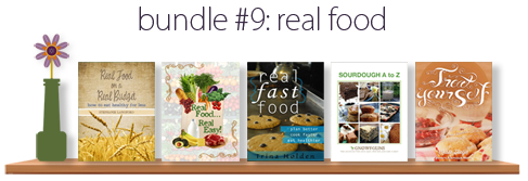 Real Food Ebook Bundle