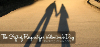 Respect for Valentine's Day