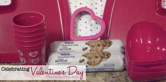 Valentine's Day Party Prep