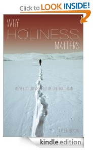 Why Holiness Matters Free Kindle Book