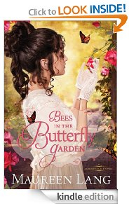 Bees in the Butterfly Garden Free Kindle Book