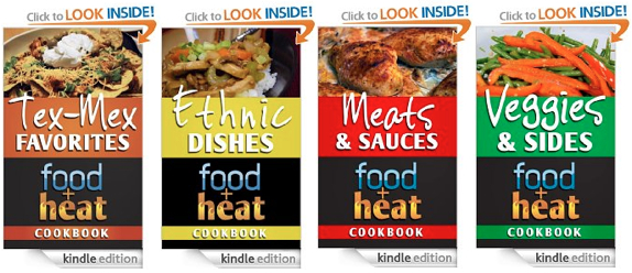 Food Plus Heat Cookbooks Free Kindle