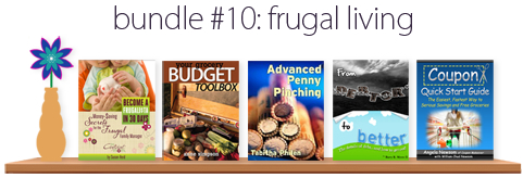 Frugal Living Ebook Bundle