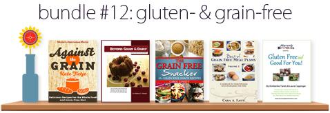 Gluten Free and Grain Free Ebooks
