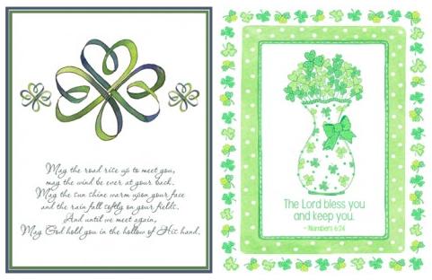 Irish Blessing Prints
