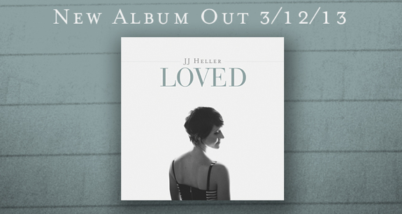 JJ Heller CD Loved