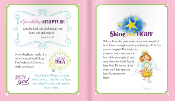 Shine Your Light Pages 2