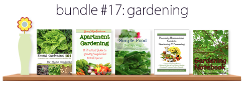 Gardening Ebook Bundle