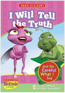 I Will Tell The Truth Hermie and Friends DVD