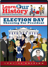 Learn Our History Election DVD