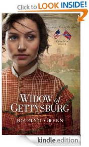 Widow of Gettysburg Free Kindle Book