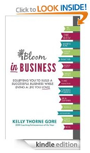 iBloom in Business Free Kindle Book
