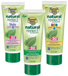 Banana Boat Natural Reflect Sunscreen