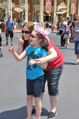 Cinderella Castle Sighting