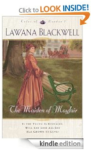 Maiden of Mayfair Free Kindle Book