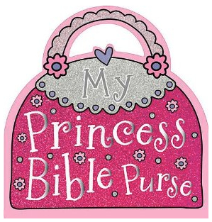 Princess Bible Purse