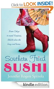 Southern Fried Sushi Free Kindle Book