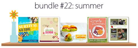 Summer Ebook Bundle
