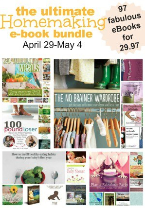 Ultimate Homemaking Ebook Sale