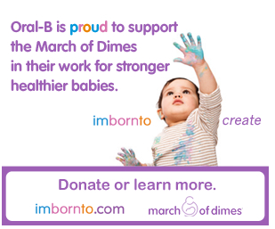 March of Dimes Oral-B