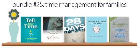 Time Management Book Bundle