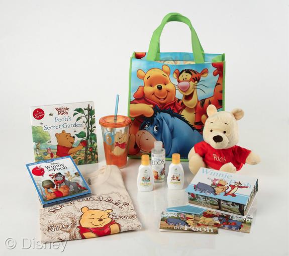 Winnie the Pooh Disney Gift Bag