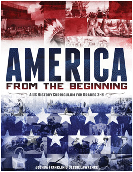 America from the Beginning Social Studies book